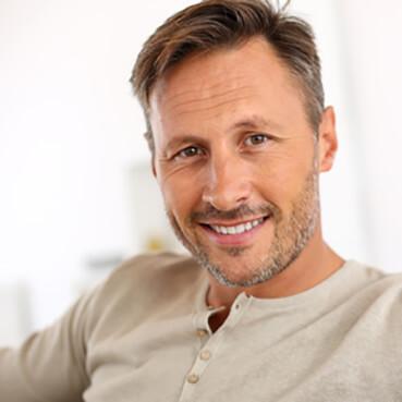 Männer kosmetik Foto