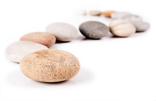 Ahnenheilung Steine